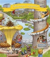 En rim-lig saga för barn!Tille och Talleman är tvillingtroll. De är små som tallkottar ungefär och bor i skogen.I denna saga flyger de på en mås från Borås till sin kusin Lise, som bor i en nöjespark i stora staden. Under sin vecka tillsammans hinner de uppleva massor av roliga saker, som till exempel att bygga en grotta i sockervadd … Äventyret kan börja!