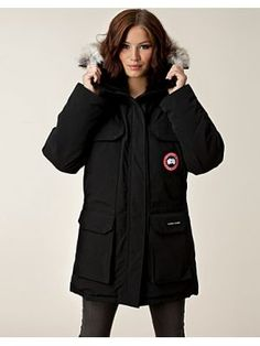 Canada Goose Expedition Parka available at our stores in all colors!