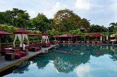 Luxury Hotel in Bangkok | The Sukhothai Bangkok, Thailand - Swimming Pool