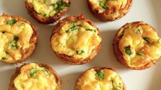 These tiny quiches pack big flavor.