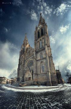 Iglesia de Santa Luzmila, Praga