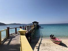 Las islas Perhentian son famosas por ser las más paradisíacas de Malasia, sobre todo por la belleza de sus playas y de los fondos marinos.