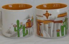 Starbucks City Mug You Are Here in Arizona