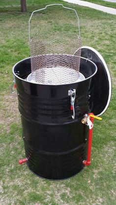 My new Ugly Drum Smoker