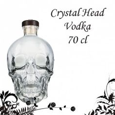 Crytal head vodka
