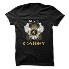 I Love CAREY T shirts