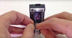 Adafruit builds worlds tiniest MAME arcade cabinet using Raspberry Pi computer http://ift.tt/2cKoqbN