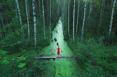 26 Extraordinary Photos That Captured People In Awe Of Nature