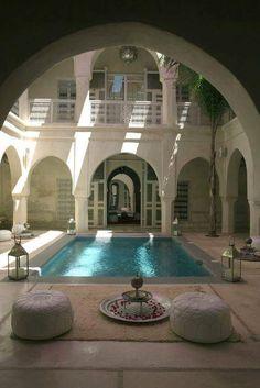 Beautiful Riad.