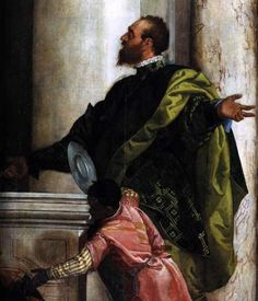 painting by Paolo Veronese, 1573.