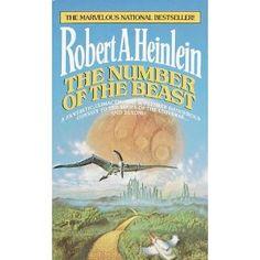 """My favorite Heinlein book: """"Number of the Beast"""""""