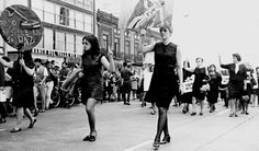 Students demonstration at Mexico City  13 de septiembre de 1968