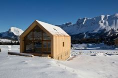 Frédéric Géraud architecte - Chalet contemporain face montagne