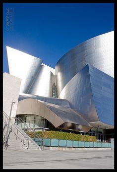 Disney Concert Hall, LA