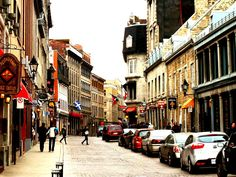 A taste of Europe in the Old Port of Montreal. | 25 Things We Can All Thank Canada For