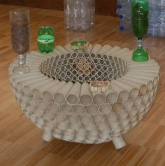1 million+ Stunning Free Images to Use Anywhere Diy Cardboard Furniture, Recycled Furniture, Retro Furniture, Cool Furniture, Furniture Online, Cardboard Tubes, Cardboard Crafts, Diy Home Crafts, Bottle Crafts