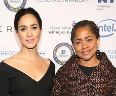 Meghan Markle's mother, Doria Ragland, met with Queen Elizabeth for tea at Windsor Castle on Friday, May one day ahead of Saturday's royal wedding. Meghan Markle Parents, Meghan Markle Mom, Meghan Markle Latest, Meghan Markle Wedding, Prince Charles And Camilla, Prince Harry And Meghan, Prince Philip, Doria Ragland, Duke And Duchess