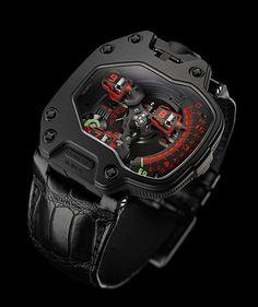 Perfection is in the detail URWERK the UR-110PTH Limited Edition (PR/Pics http://watchmobile7.com/data/News/2013/05/130502-URWERK-UR_110PTH.html) (2/3)