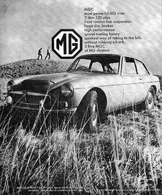 Taking to the hills without robbing a bank: MGCGT