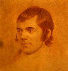 Robert Burns by Archibald Skirving