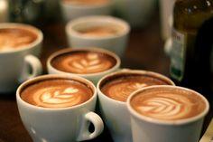 Coffee Kids latte art throwdown | Flickr - Photo Sharing!