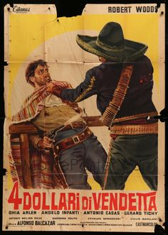 384 Best Italian Westerns images in 2019 | Movie posters
