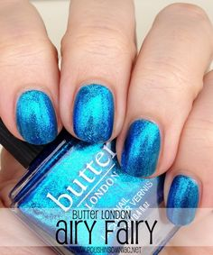 butter LONDON ● Airy Fairy