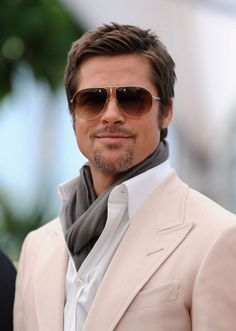 MY MAIN MAN Brad Pitt ..,Sorry I know.. Such a giddy schoolgirl ... But he's always been YUMMY.. HOT ;)