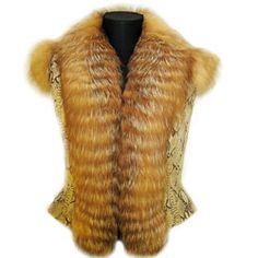 Blazer Jacket, Fur Coat, Trousers, Skirts, Jackets, Dresses, Winter, Fashion, Fur Vests