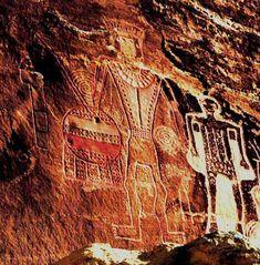 McConkie Ranch (Vernal, Utah)--Fremont Indian petroglyphs