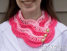 """Ravelry: Serendipity Ripple Cowl or Neckwarmer pattern by """"e"""" Lee"""