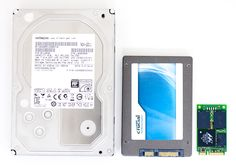 Micron C400 mSATA  mSATA, już niedługo dyski trzeba będzie szukać lupą a największym elementem będzie złącze. To maleństwo ma 120GB...