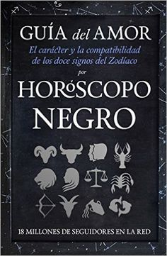 Descargar Guía del amor. Horoscopo Negro de Horoscopo Negro PDF, Kindle, eBook, Guía del amor. Horoscopo Negro PDF Gratis