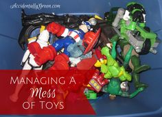 I dealt with my children's colossal toy messes for more than 5 years before I found one simple solution ...
