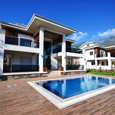 Fethiye home perfect for getaways with friends or family #Interiors #InteriorDesign #Design #HomeDesign #HomeDecor #Luxury #Property #Home #Realtor #RealEstate #HouseHunting #Turkey #Invest