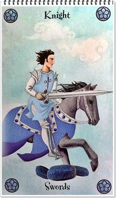 King of Swords #DID #Tarot #MentalHealth