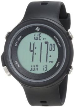 Columbia Unisex CT006001 Ravenous Black Digital Sports Watch;Price:$47.53