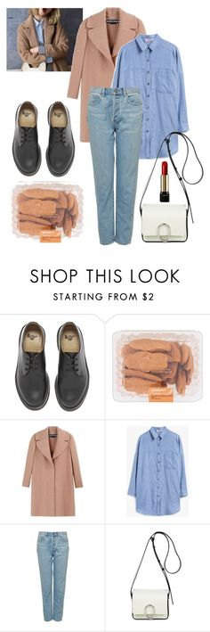 """Без названия #99"" by qa8700777 on Polyvore featuring мода, Dr. Martens, Rochas, 3.1 Phillip Lim и Lancôme"