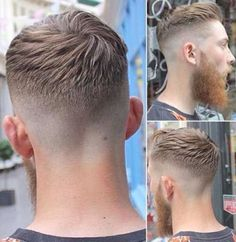 Coiffure et photo # coiffure - Trendy Frisuren ideen 2019 - Cheveux Hairstyles Haircuts, Haircuts For Men, Trendy Hairstyles, Haircut Men, Haircut Short, Fashion Hairstyles, Haircut Styles, Mens Hairstyles Fade, Mens Haircuts Blonde