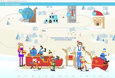 Õppematerjalid: Jõuluvana teekonna jälgimine Google'is Family Guy, Guys, Fictional Characters, Boys, Men, Griffins