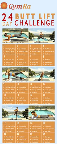 Get on the path to a slimmer, sculpted & lifted booty with our 24 day challenge! #fitfam #fit4life #fitness #weightloss