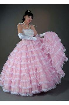 SETRINO Skirt CINDERELLA - lovely baby pink