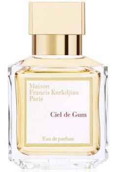 Maison Francis Kurkdjian Ciel de Gum perfume is like a sexy cinnamon roll with florals. I promise, it works!
