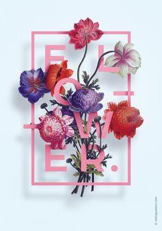 aleks gusakov Flower posters