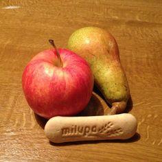 Apfel-Birnen-Babykeks Brei