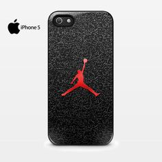 WONDERFUL Classic Retro Michael Air Jordan Art Jumping Painting iPhone 5 5s 5c Hard Case Cover Black or White