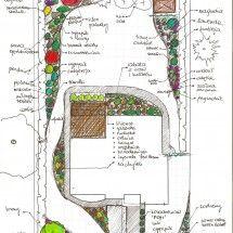 Tak wyglądają wstępne prace nad koncepcją projektu.