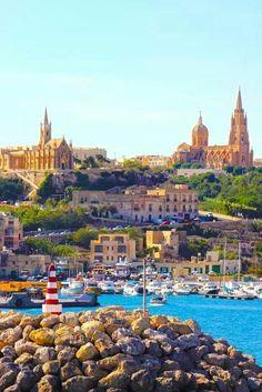 ✯ Gozo, Malta                                                       …