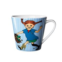 Mug Pippi goes onboard, Rörstrand #pippi #pippilongstocking #longstocking #royaldesign #design