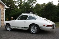 1968 Porsche 912 - she's happy when she wags her tail